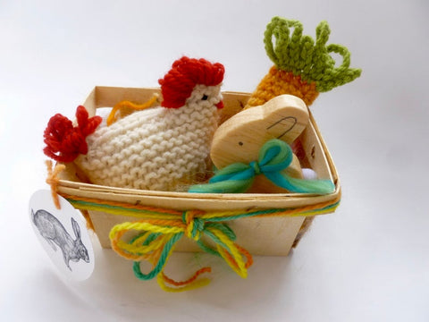 Little Spring Basket