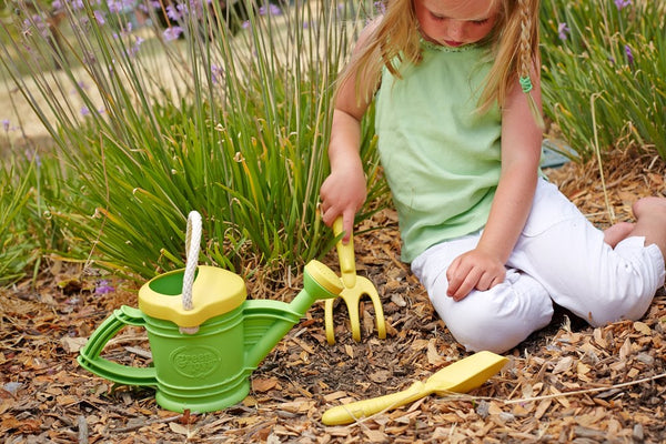 Green Toys Watering Can Set
