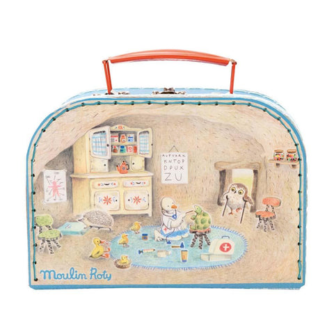 Moulin Roty Doctor Valise