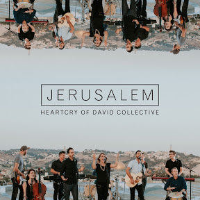 JERUSALEM Physical Album product shot