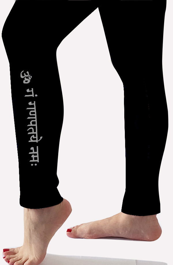 Legging Dalia Mantra Night Cocoi