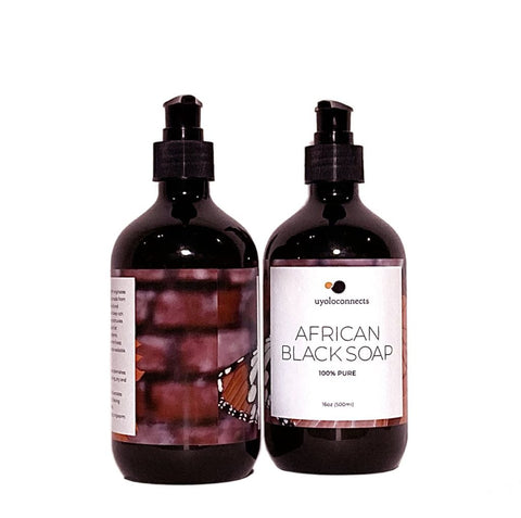 The Wonder of African Black Soap