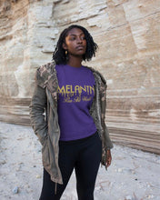 Load image into Gallery viewer, Unisex Melanin Run The World -Tshirt