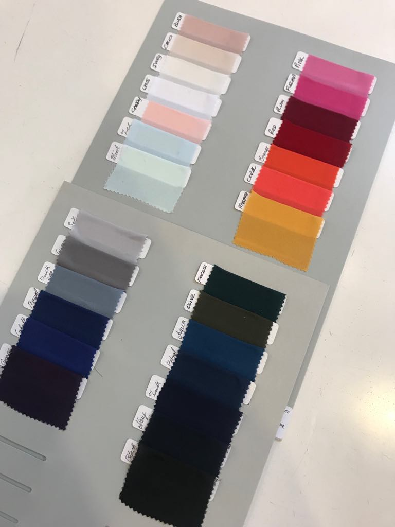 BM Swatches Request
