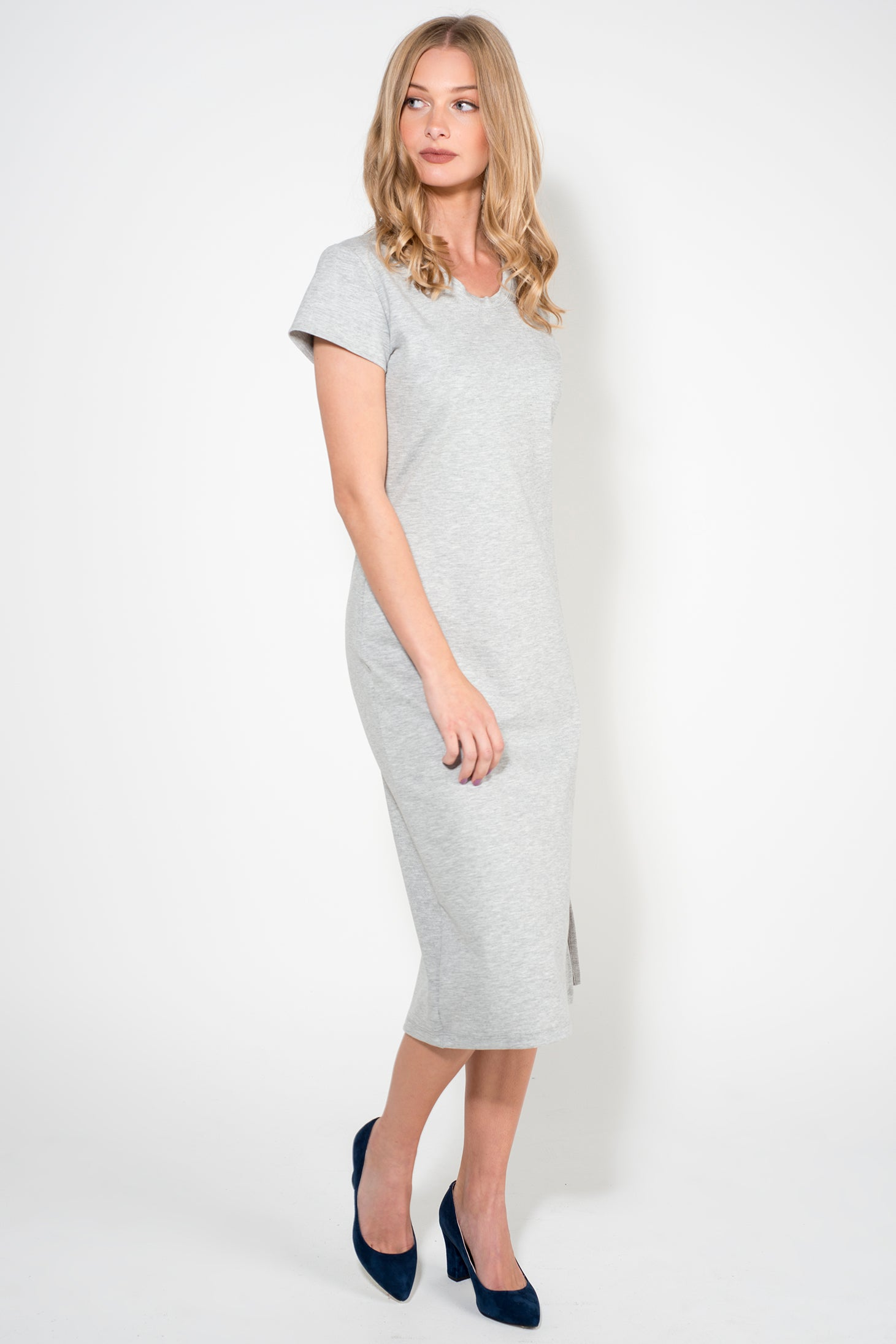 Play Dress - Grey