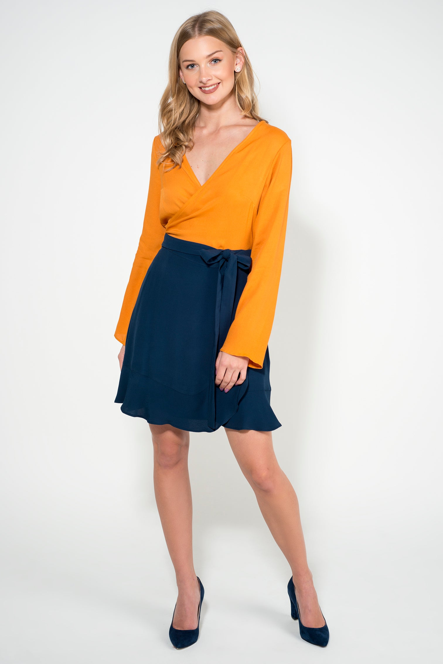 Mellow Wrap Top