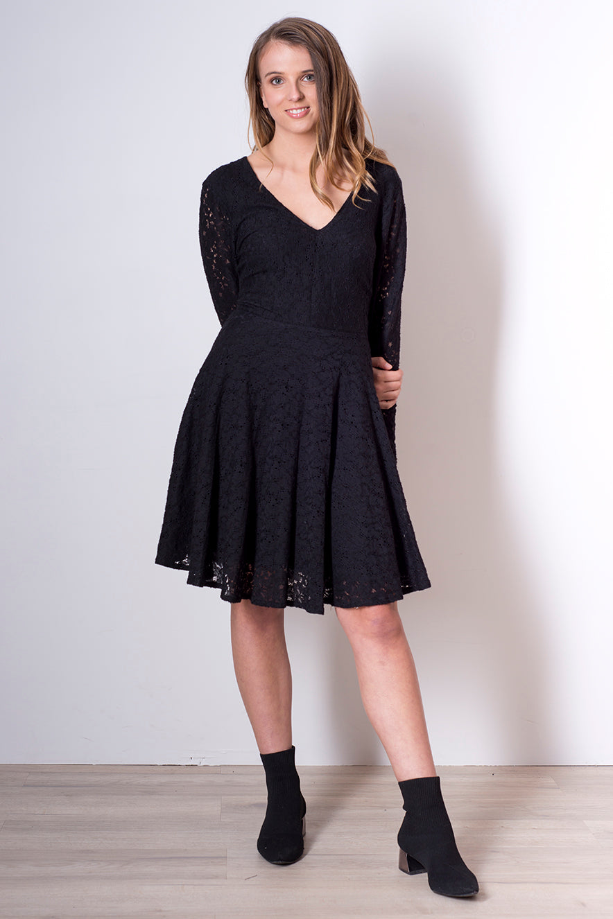 Lady Dress - Wool