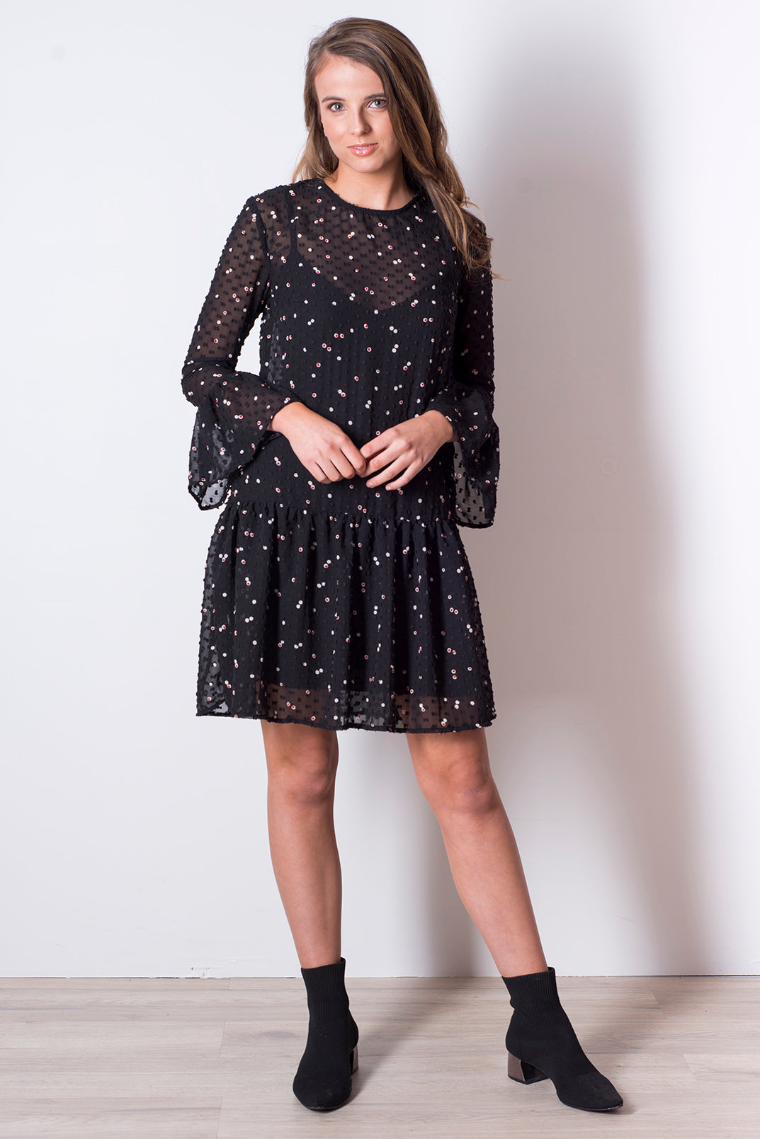 Black forest Dress