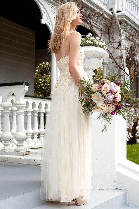 Cloud Nine Gown