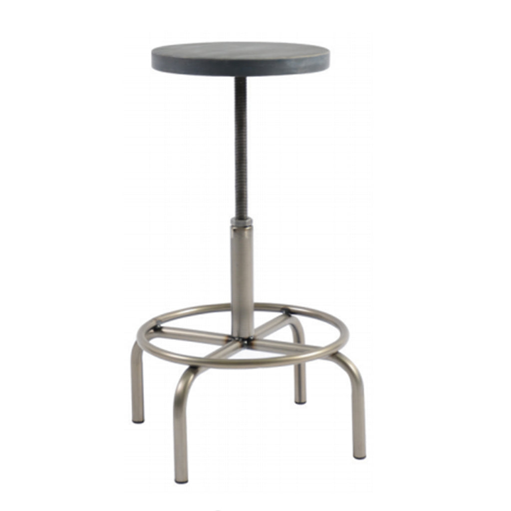 fritz adjustable stool