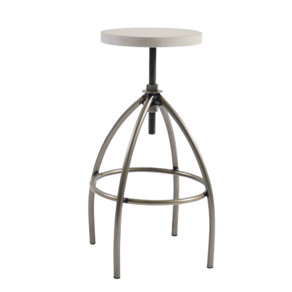 erie adjustable height stool