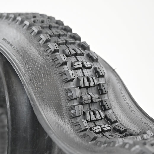 "All-Terrain 2.4"" Trail Tires"