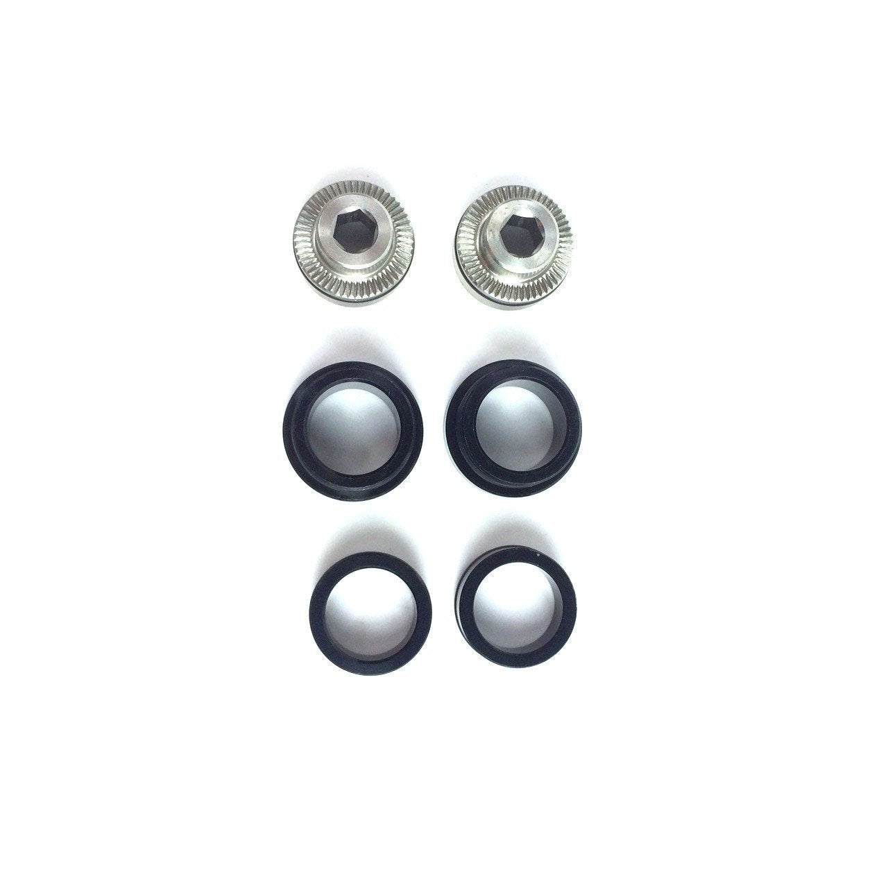 Gen2 Axle Endcap Plug Kit, for all e*thirteen Rear Hubs