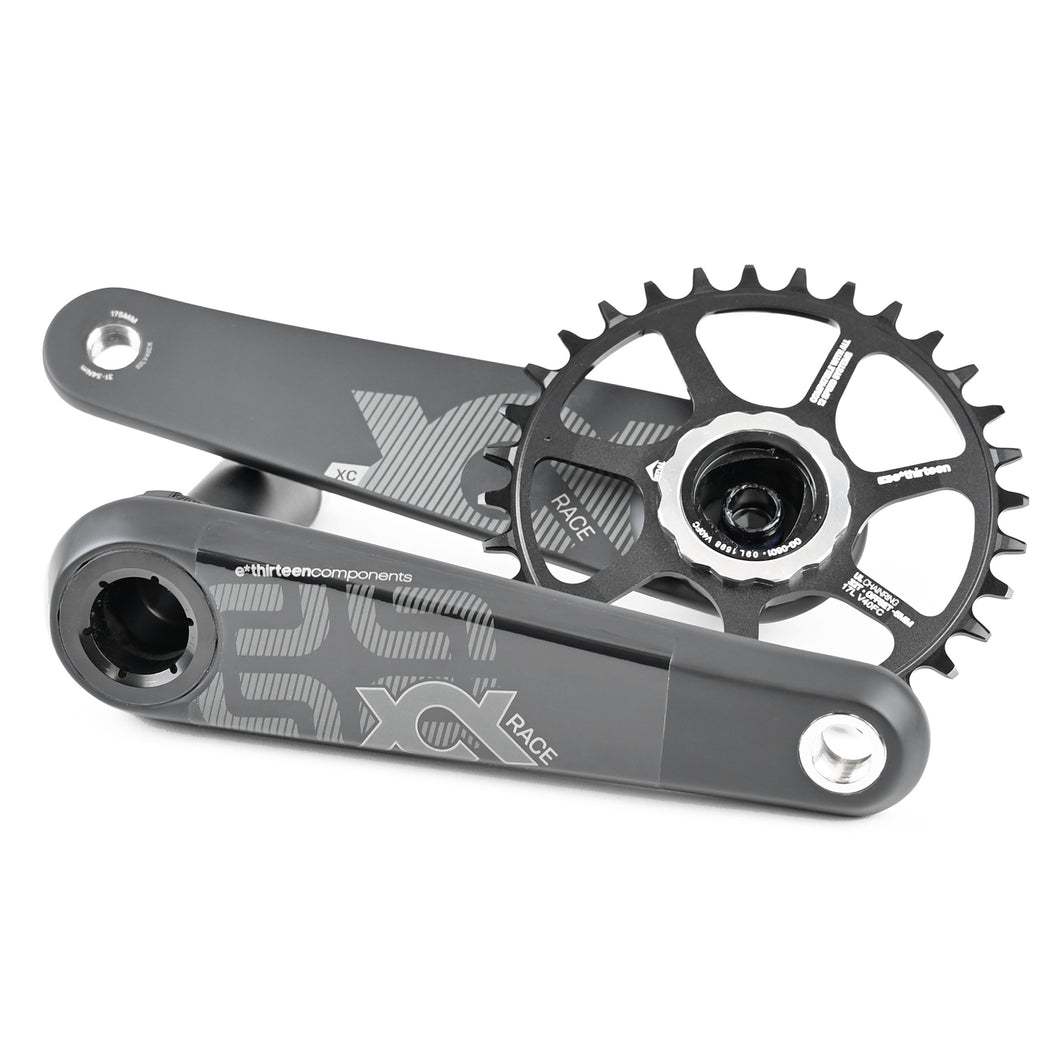 XCX Race Gravel Carbon Cranks