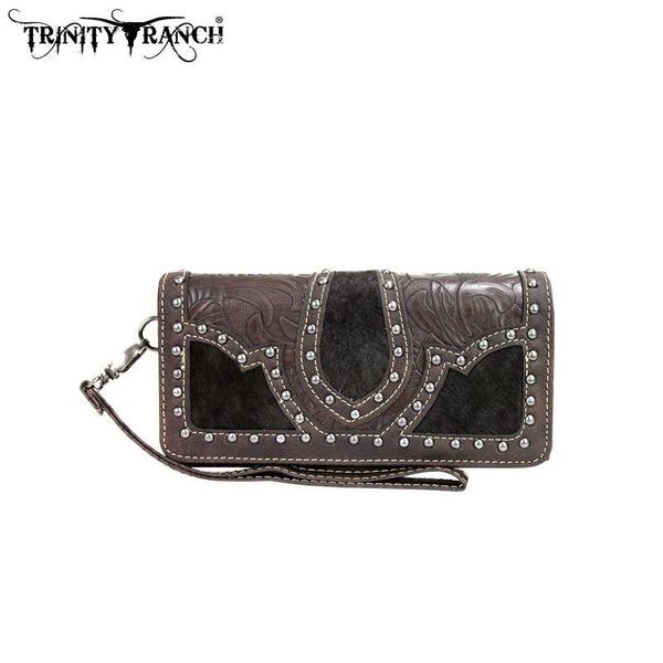 TR01-W002 Trinity Ranch Buckle Collection Wallet