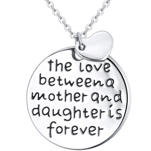 The Love Between a Mother and Daughter is Forever