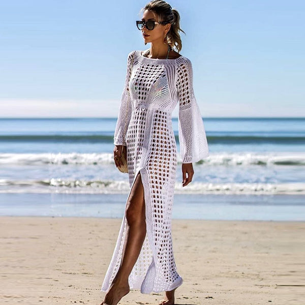 New Sexy Beach Cover Up Dress