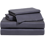 Luxe Sateen Sheets Set