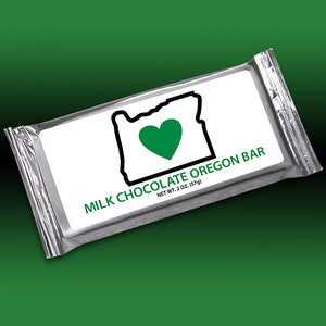 HIO Milk Chocolate Oregon Bar