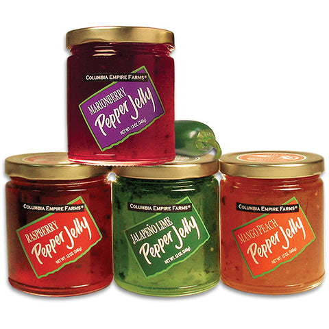 Pepper Jelly 4Pk