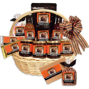 Beaver Sampler Basket