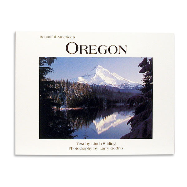 Beautiful America's Oregon Book