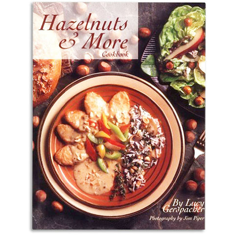 Hazelnuts & More Cookbook