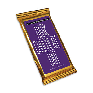 2oz Dark Chocolate Bar