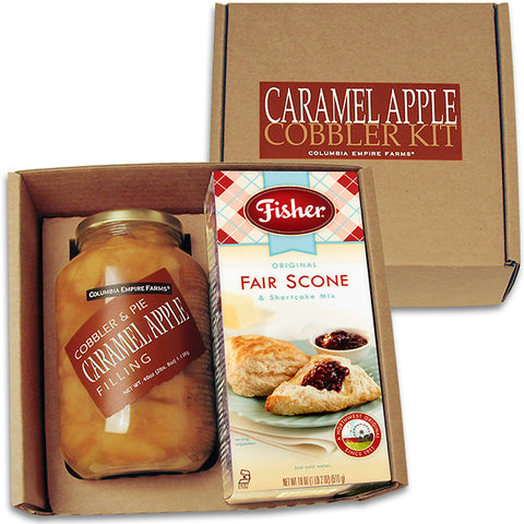 Caramel Apple Cobbler Kit