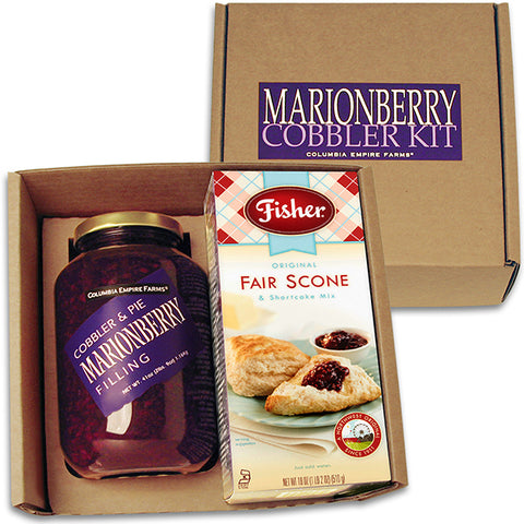 Marionberry Cobbler Kit