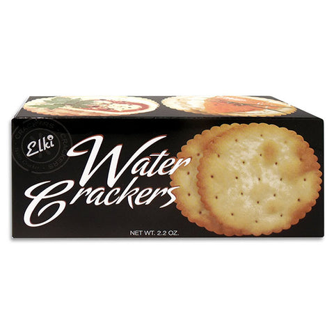 Elki Water Crackers 2.2oz
