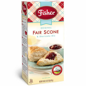 Fisher Scone & Shortcake Mix