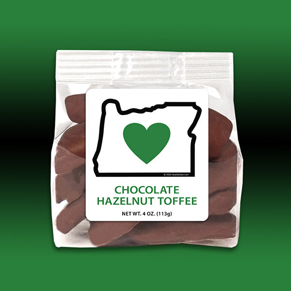 HIO Milk Chocolate Hazelnut Toffee 4oz