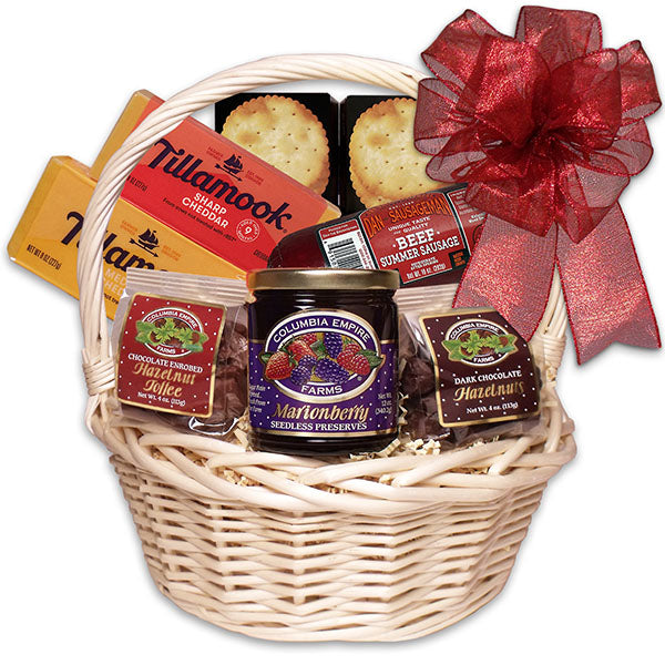 New! Oregon Hospitality Basket