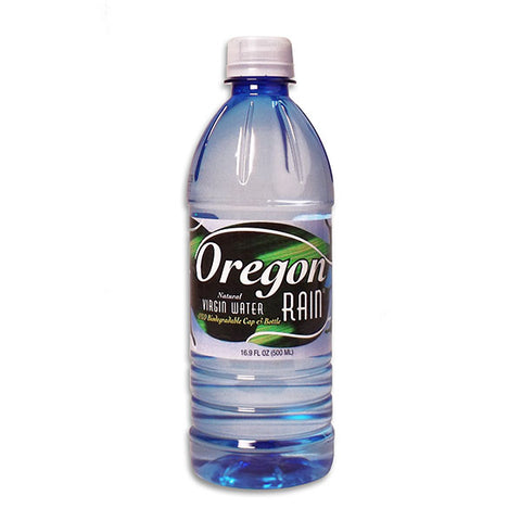 Oregon Rain Water