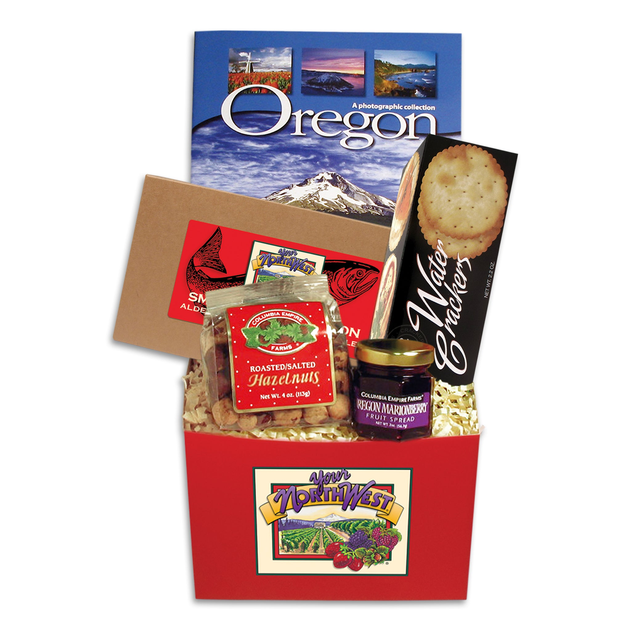 Oregon Sampler