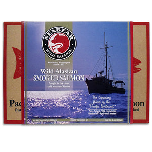 Smoked Salmon 6oz