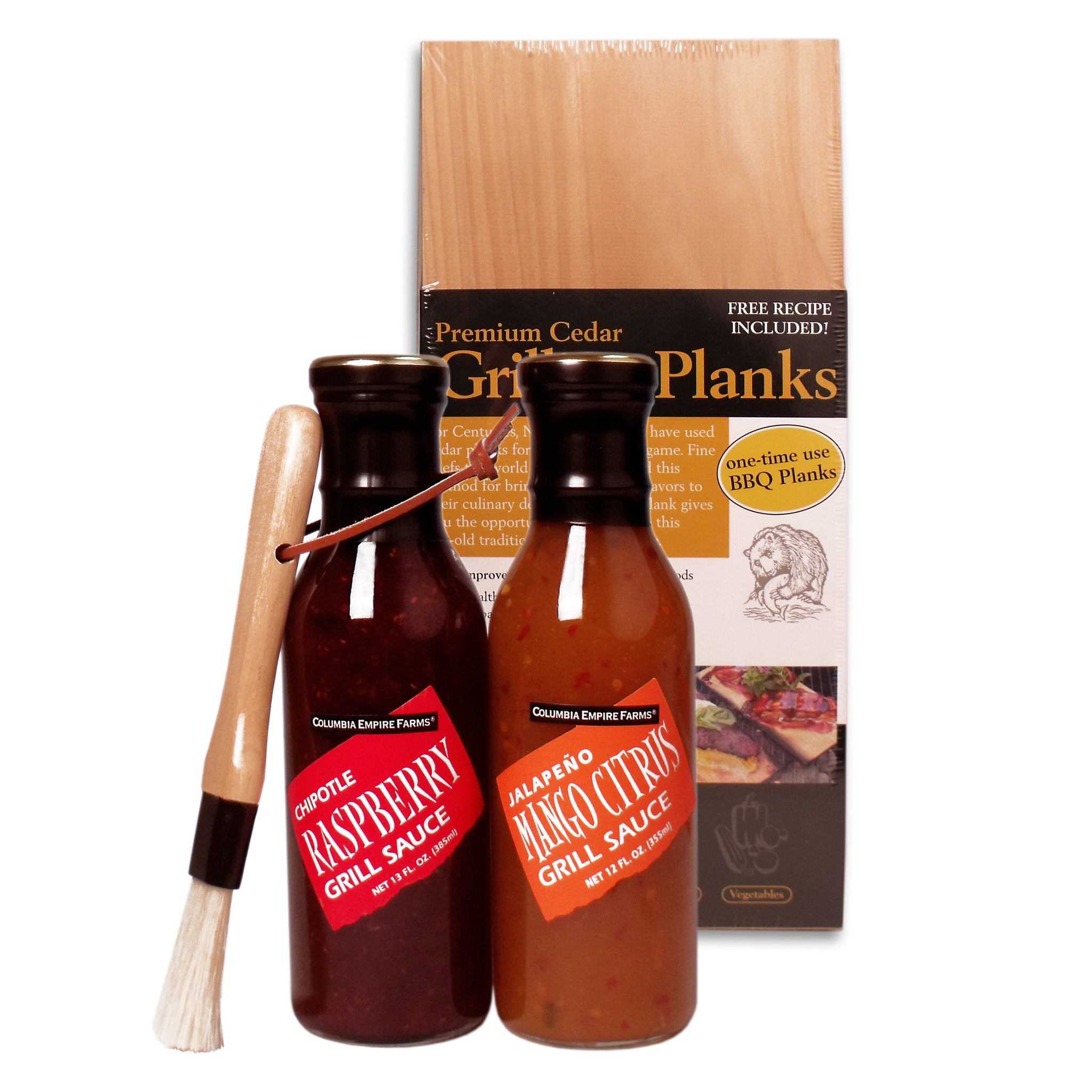 Sweet & Zesty Grill & Glaze Gift Bag
