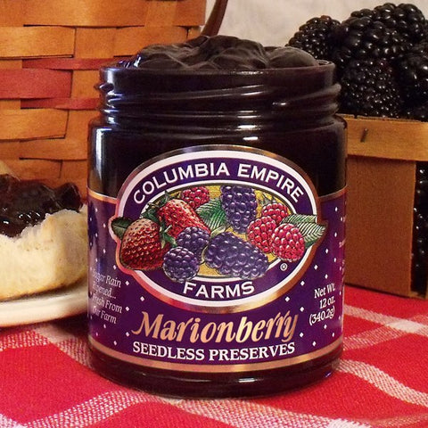 12oz Marionberry Preserves