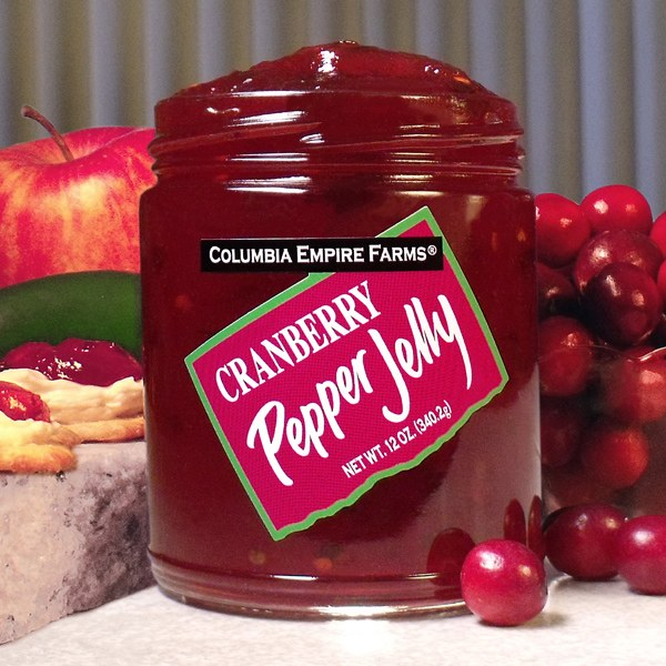 Cranberry Pepper Jelly, 12oz