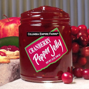 12oz Cranberry Pepper Jelly