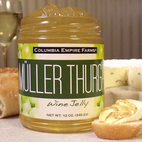 Muller Thurgau Wine Jelly