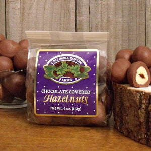 4oz Chocolate Hazelnuts