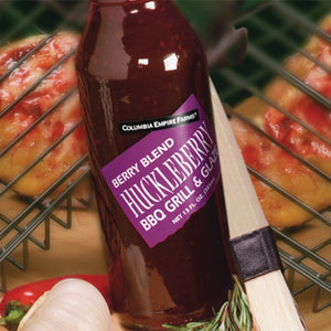 Huckleberry BBQ Grill & Glaze 13oz