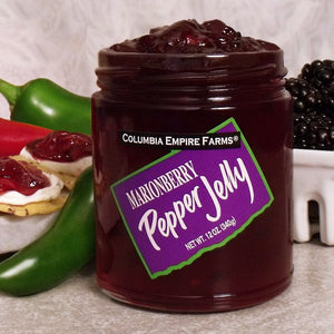12oz Marionberry Pepper Jelly
