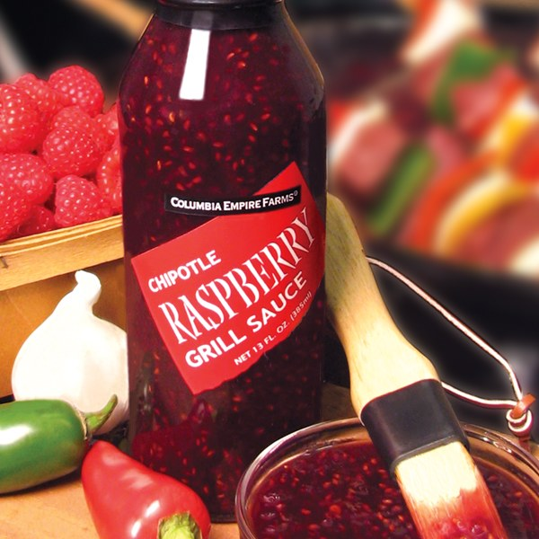 Raspberry Chipotle Grill Sauce 13oz