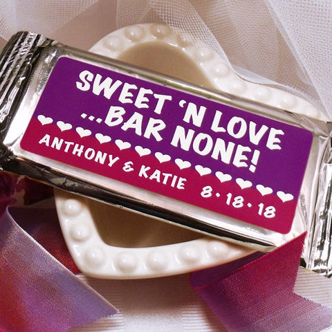 Sweet' n Love Milk Chocolate Bar