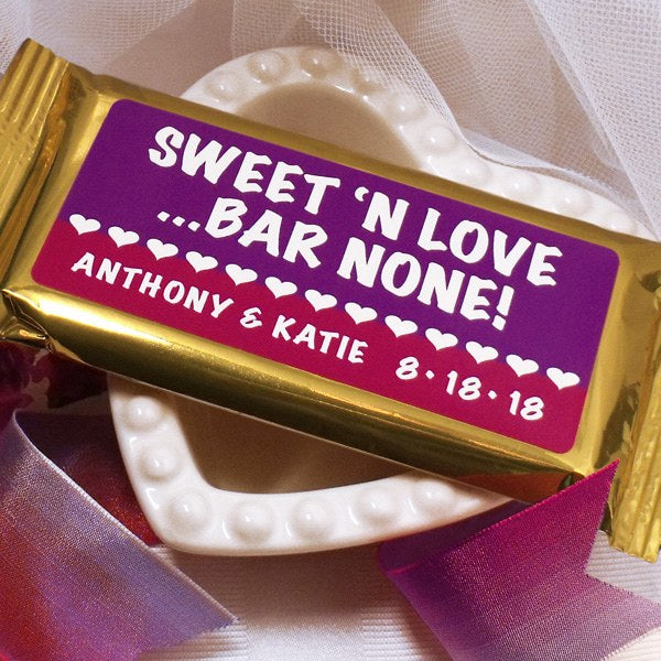 Sweet 'n Love Dark Chocolate Bar