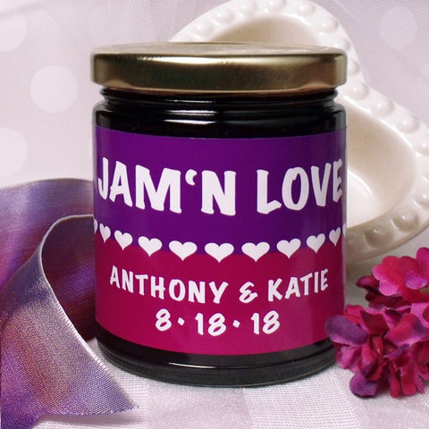 Jam 'N Love 12oz Marionberry
