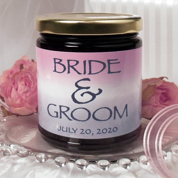 Bride & Groom 12oz Marionberry